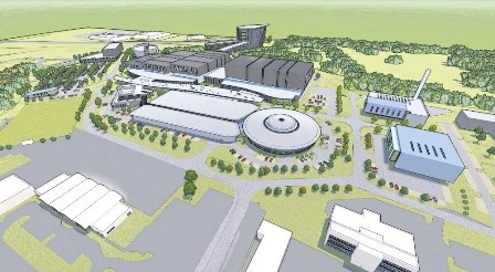 AMRC2 Given Green Light from Sheffield City Council