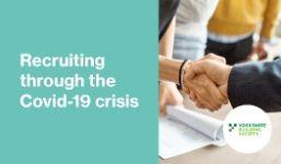 Recruiting Through The Covid-19 Crisis