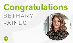 Interview with Bethany Vaines – Promotion to Recruitment Coordinator