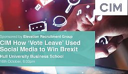 Ask the Expert - How 'Vote Leave' used social media to win and what this means for the future of digital advertising