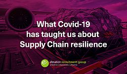 What Covid-19 Has Taught Us About Supply Chain Resilience