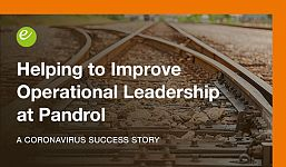 Helping to Improve Operational Leadership at Pandrol: A Coronavirus Success Story