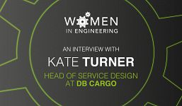 Women in Engineering: Kate Turner's Q&A on her rise to success