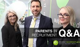 Parents in recruitment: A Q&A with Gemma Chapman, Simon Ensor and Anna Morgan