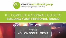 The complete actionable guide to building your personal brand part two: You on social media