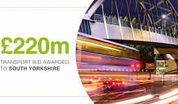 £220m transport bid agreed for South Yorkshire