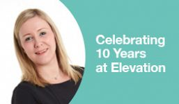 Another Milestone Celebration as Rachael Lee Reaches 10 Years at Elevation!