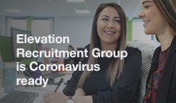 Elevation Recruitment Group is Coronavirus Ready