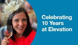 Fran Lee Celebrates 10 Year Milestone at Elevation