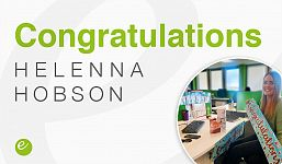 Q&A with Helenna Hobson - Promotion to Business Manager