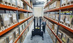 West Yorkshire Hydraulics Company Invests £250,000 Into Distribution Centre