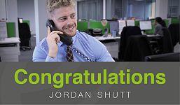 Q&A with Jordan Shutt - Promotion to Senior Consultant