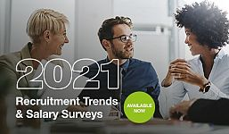 2021 Salary Surveys and Recruitment Trends are now available