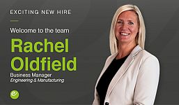 Exciting New Hire as Elevation Continues to Grow our Successful Engineering and Manufacturing Division