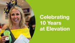 Sam Foster Celebrates 10 Year Milestone at Elevation