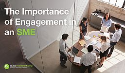 The Importance of Engagement in a SME Business