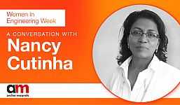 Women in Engineering Week - Interview with Nancy Cutinha, Operations Manager - Anchor Magnets