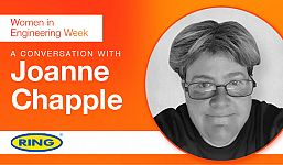 Women in Engineering Week - Interview with Joanne Chapple, Technical Product Manager - Ring Automotive