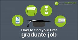 How to find your first graduate job