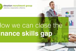 How we can close the finance skills gap