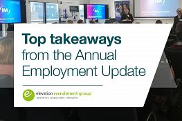 Top Takeaways from 'Annual Update Employment' seminars