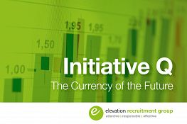 Initiative Q: the currency of the future