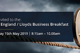 Bank of England/Lloyds Bank Business Breakfast